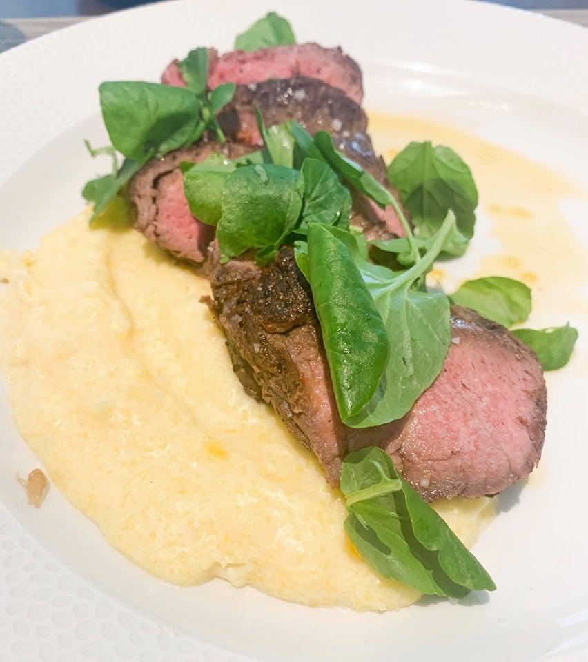 Wood-fired Butchers Steak Topolino's Terrace Breakfast