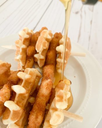 Game Day snacks for kids