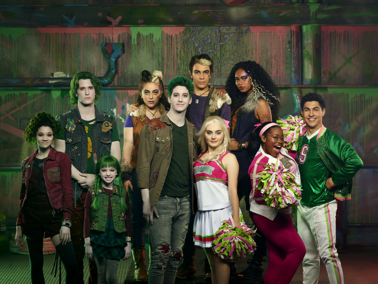 Best Zombies 2 Quotes on Disney Channel