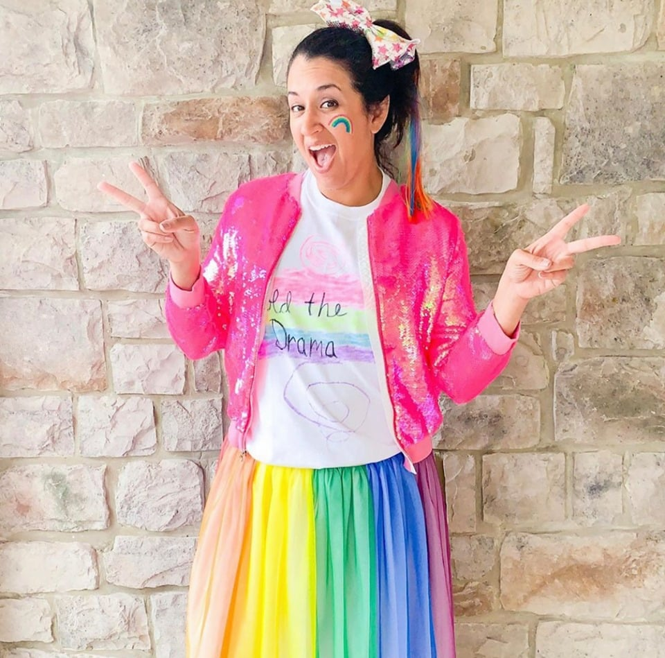 JoJo Siwa Costume for moms