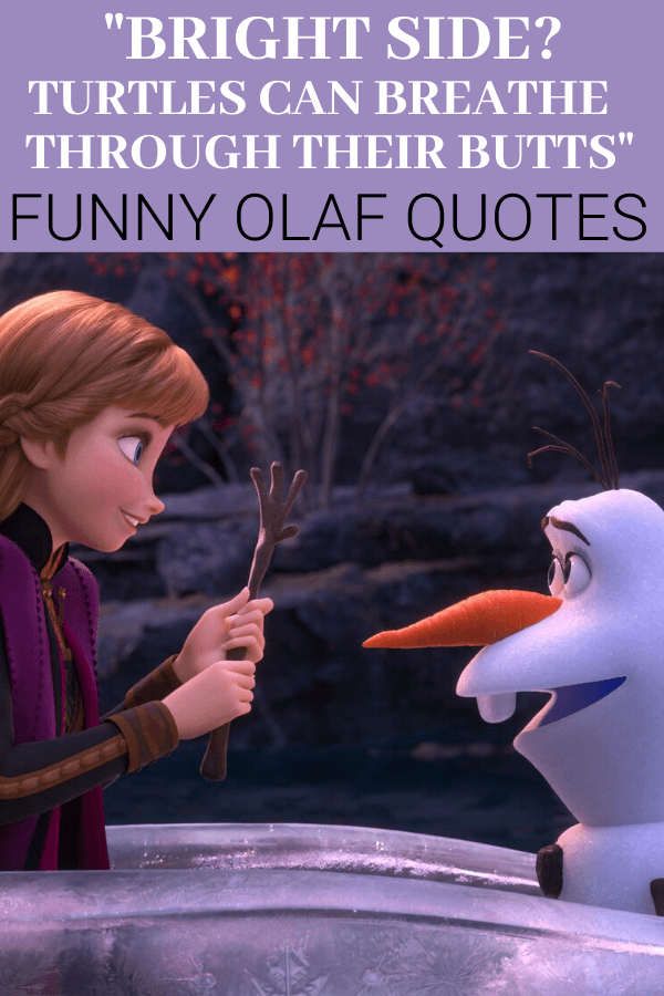 Funny Olaf Quotes