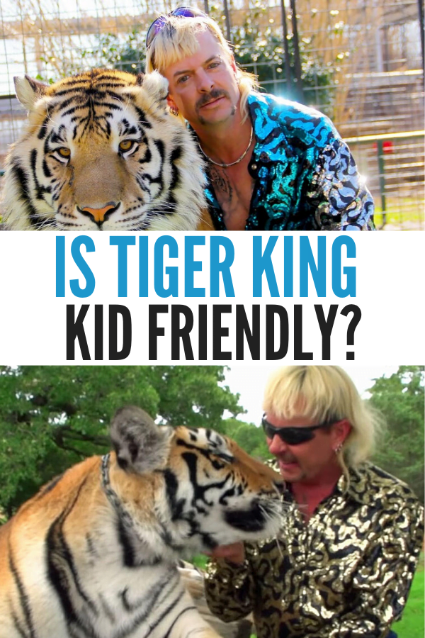 Is Tiger King kid friendly? No, here's why.