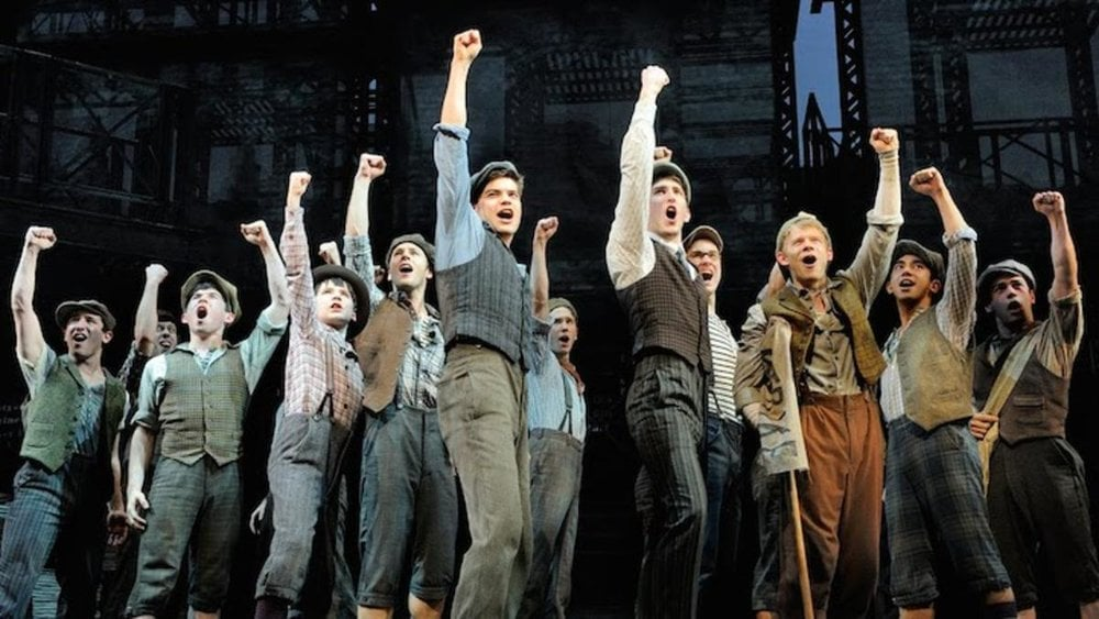 Musicals on Disney Plus - Newsies