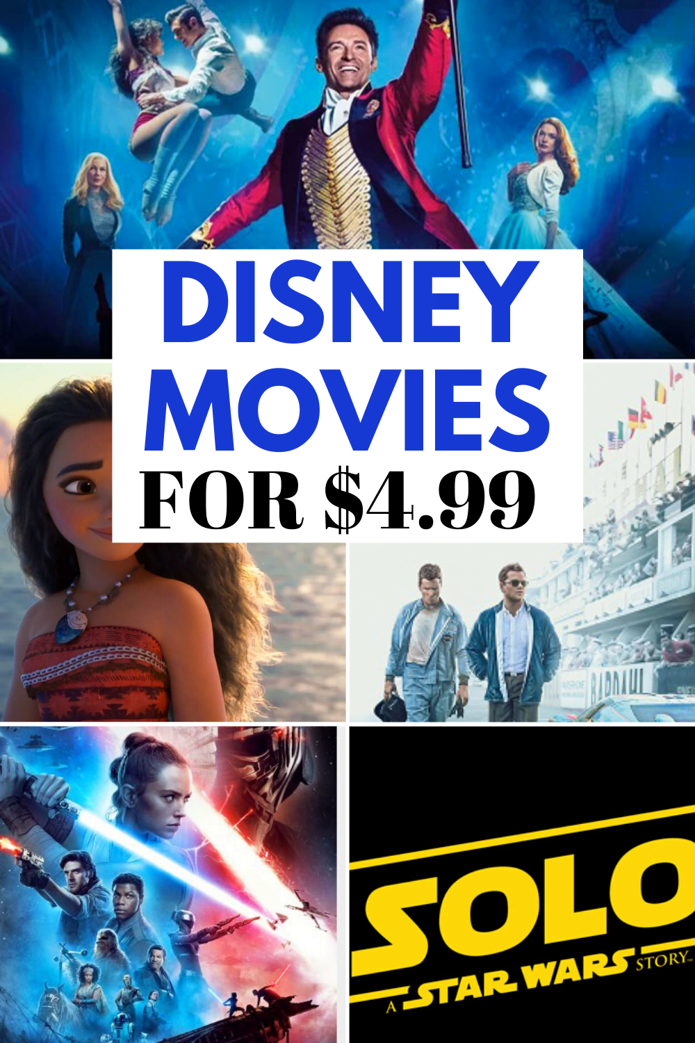 Disney Movie Flash Sale