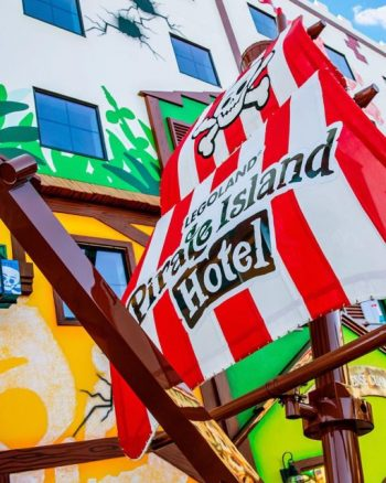 New LEGOLAND Pirate Hotel Opening Date