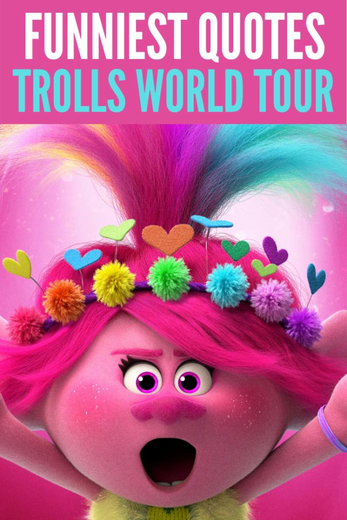 Trolls World Tour Movie Quotes