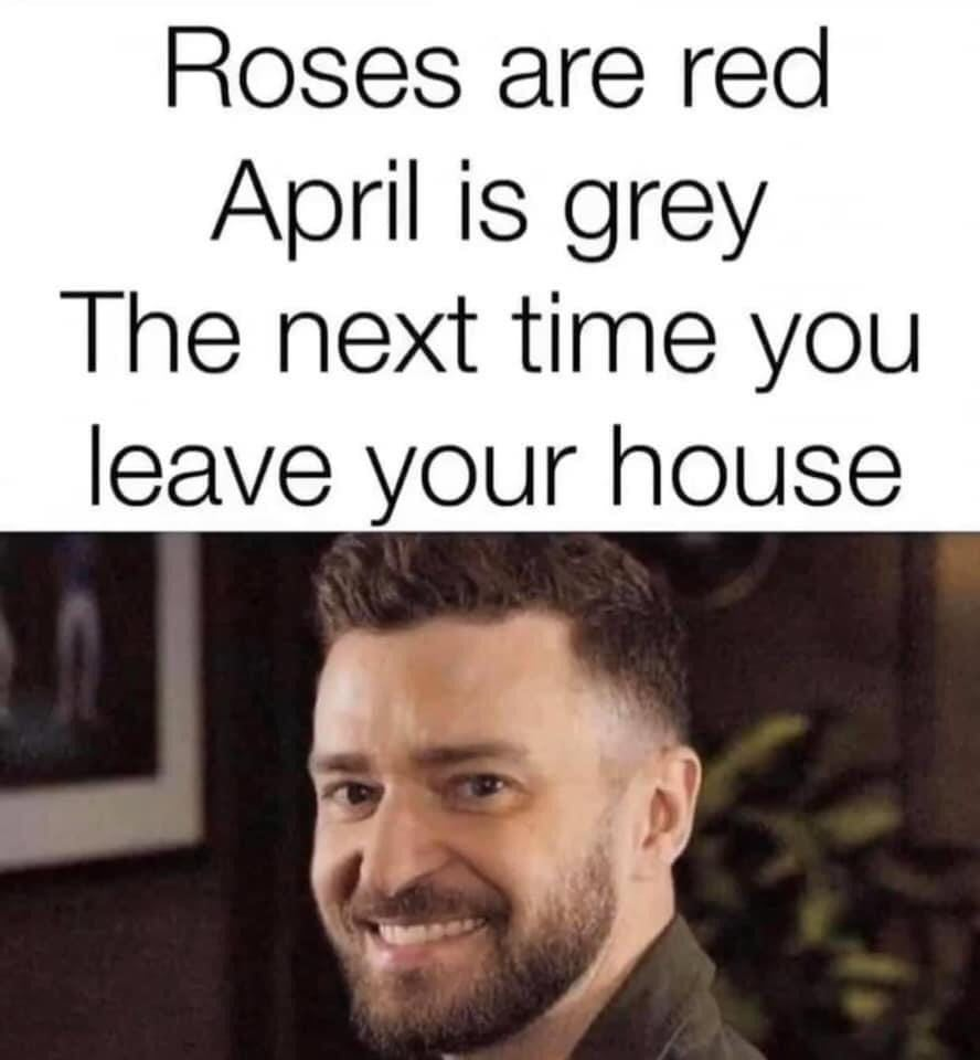 It's gonna be may quarantine meme