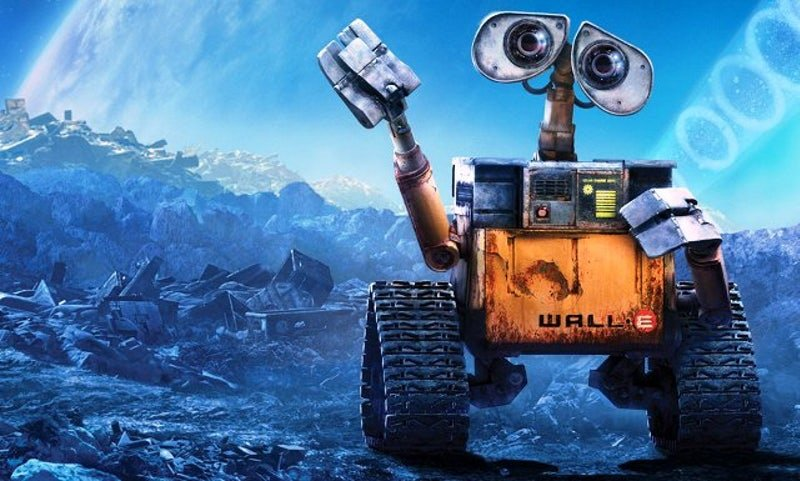 Watch Wall-E on Earth Day on Disney Plus