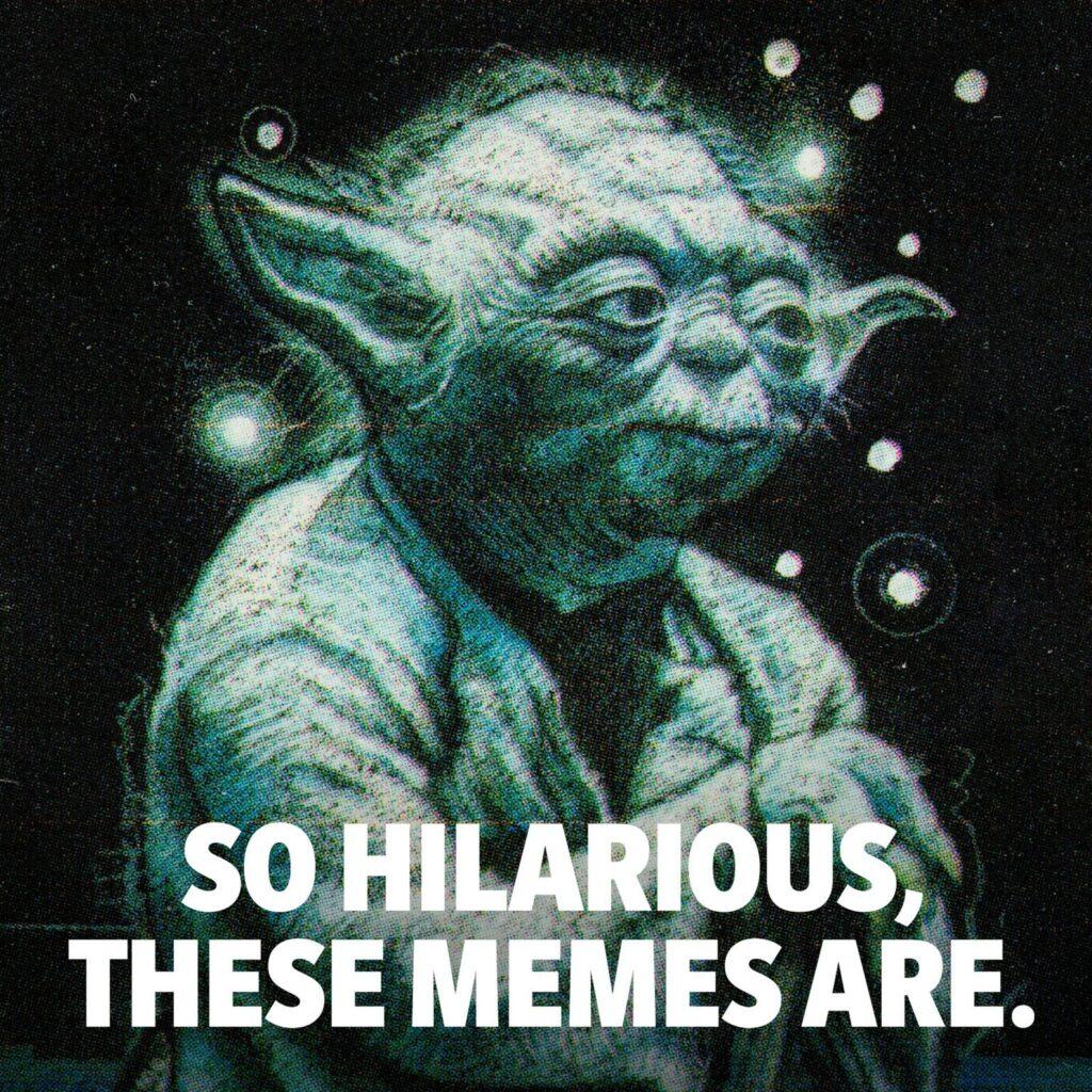 Yoda May the Fourth Meme