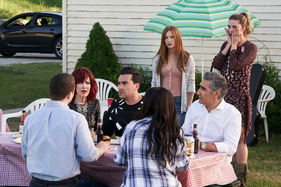 Schitt's Creek My Plans 2020 Meme
