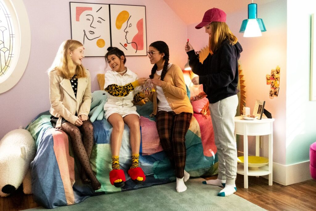 Baby-Sitter Club Parents Guide on Netflix