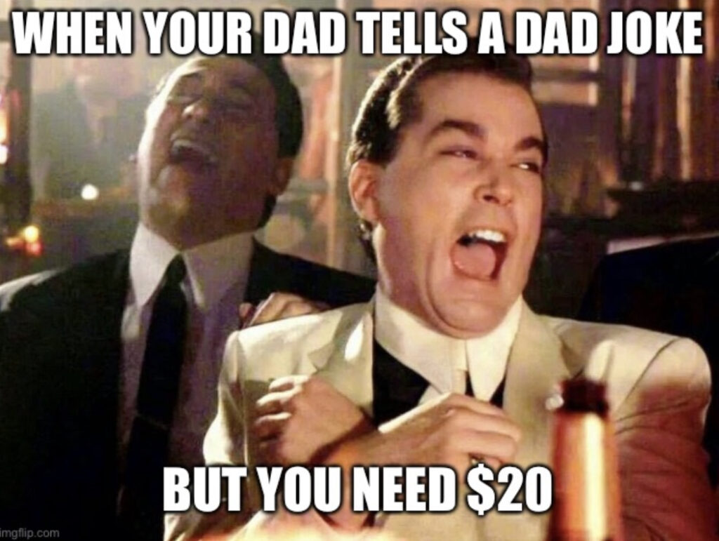 Funny Father's Day Meme 2021