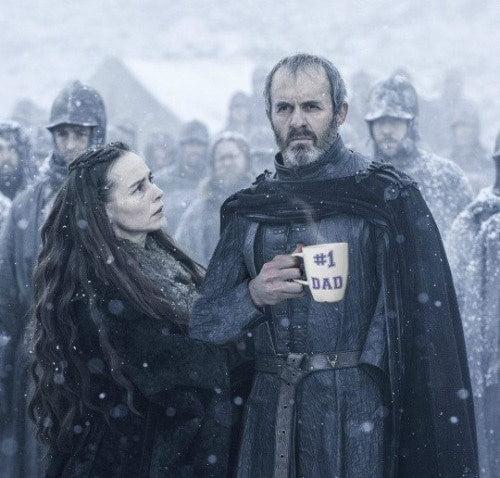 Game of Thrones Number One Dad Meme