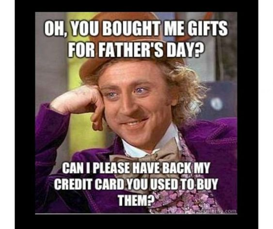 Father's Day Meme 2021