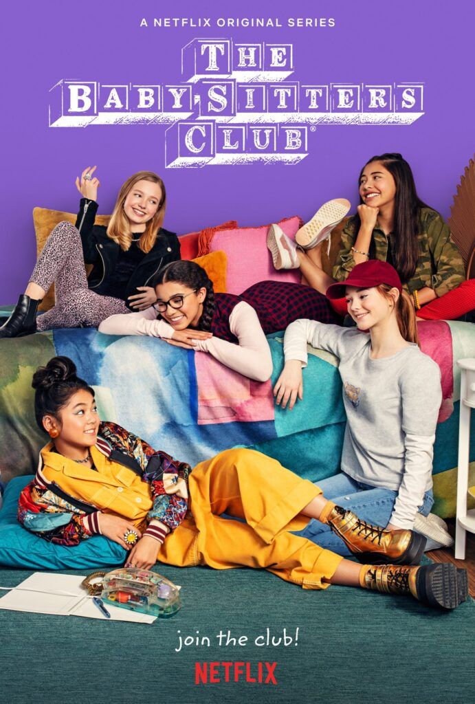 Baby-Sitters Club Poster Netflix