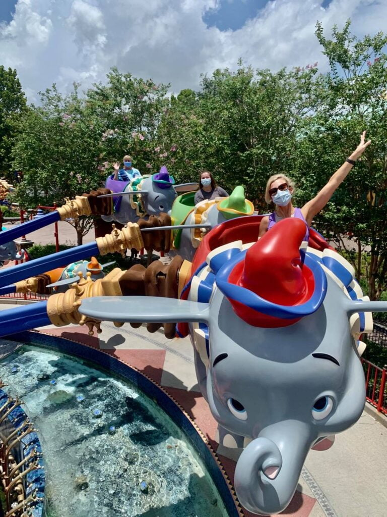 Disney World Reopening Safety Measures