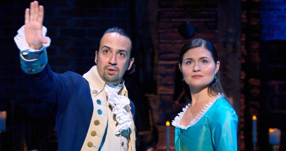 Hamilton Myths on Disney Plus