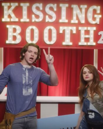 Most romantic Kissing Booth 2 Quotes