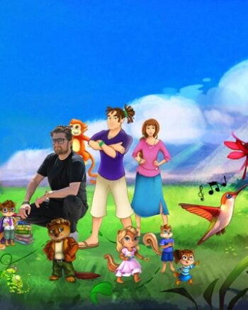 Adventures of Rockford T. Honeypot Characters
