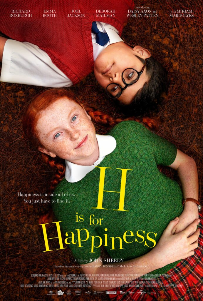 H is for Happiness Movie Poster