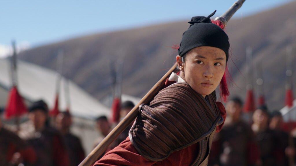 Hua Jun Mulan Quotes