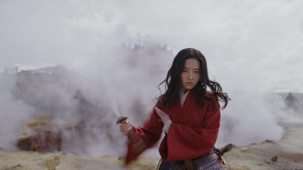 Mulan Full of Girl Power