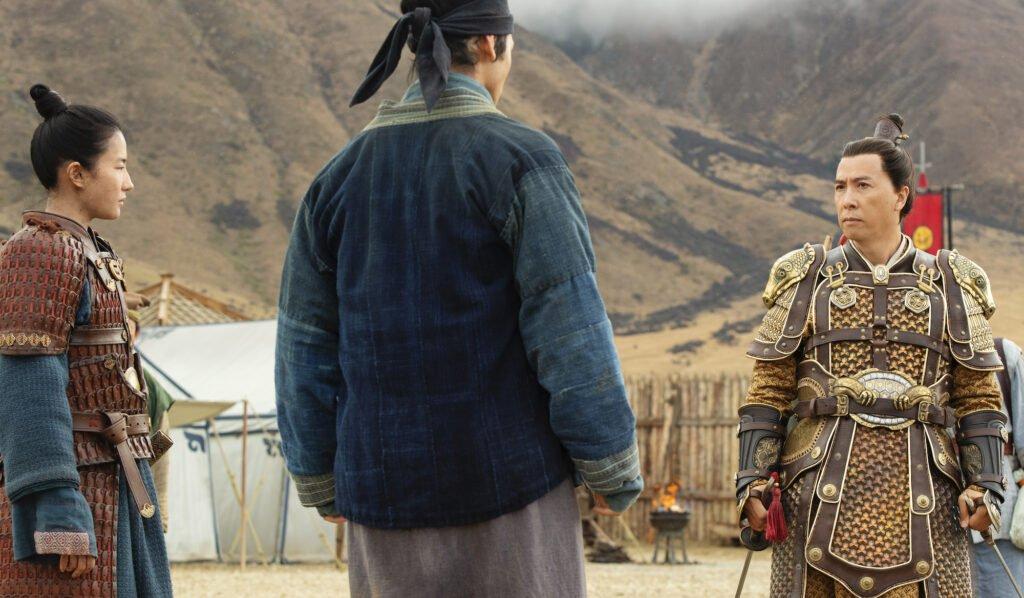 Mulan Quotes Commander Tung