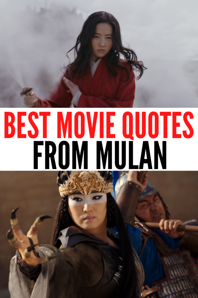 22+ Mulan Wallpaper Quote Gif