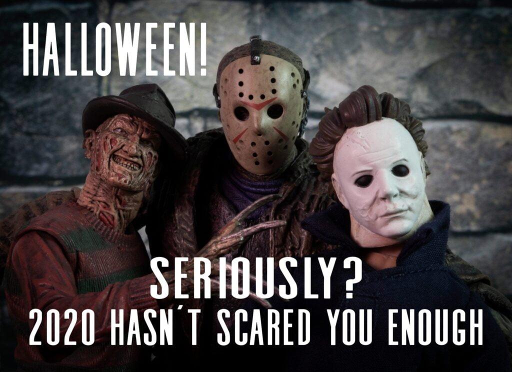 2020 Halloween Memes