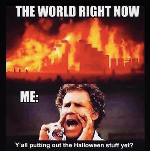best 2020 memes for Halloween