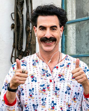 Borat Subsequent Moviefilm kid friendly?