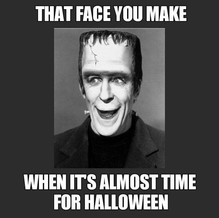 Funny Halloween Meme