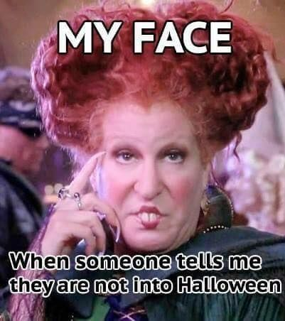 Hocus Pocus Halloween Meme