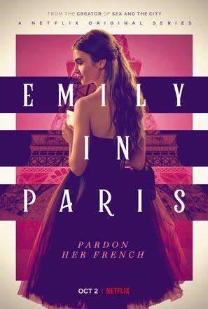 Emily in Paris Movie Poster
