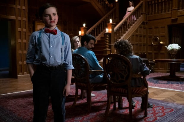 Is The Haunting of Bly Manor Kid Friendly?