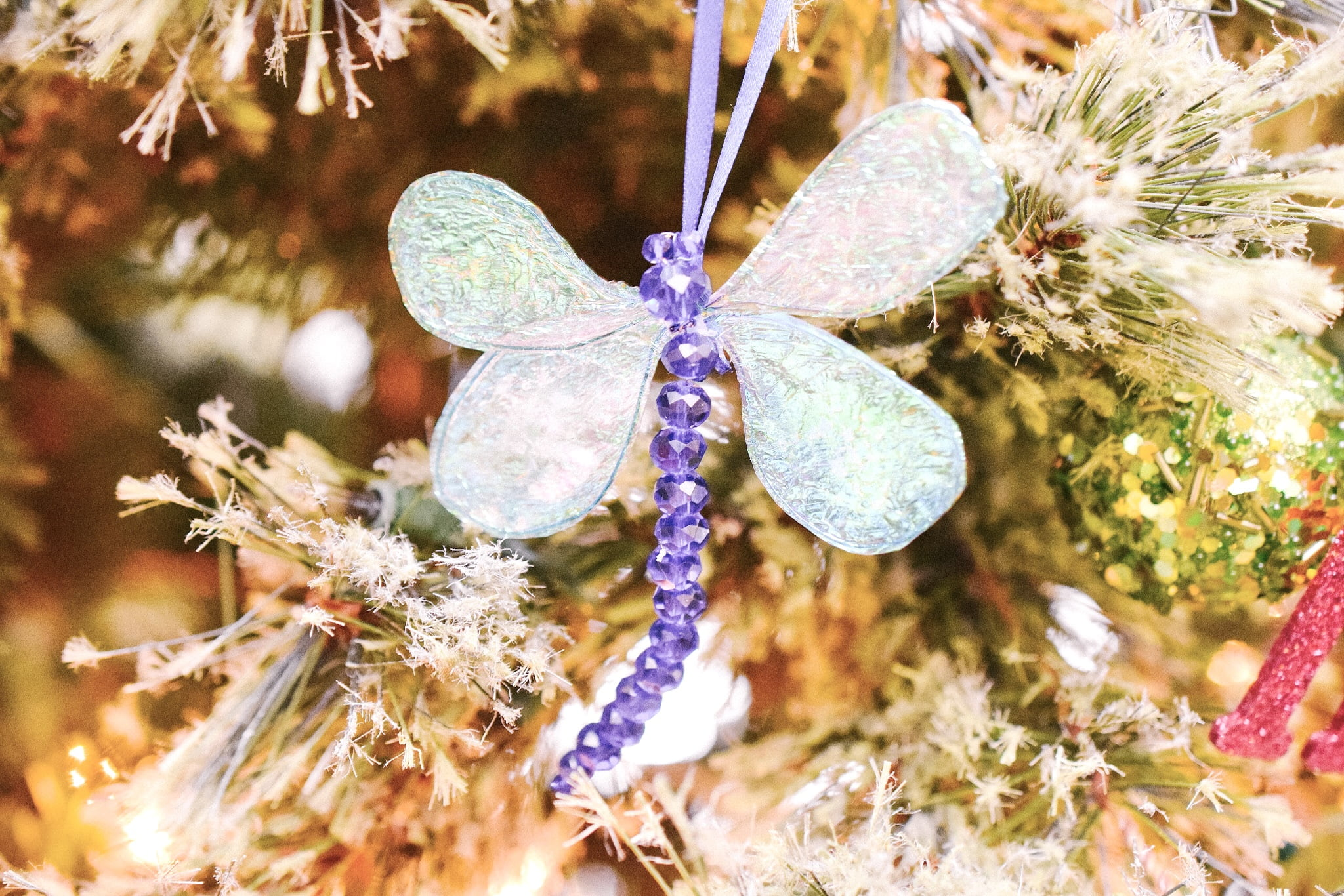 Gilmore Girls Dragonfly Ornament