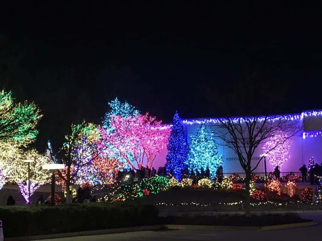 DC Temple Festival of Lights 2020