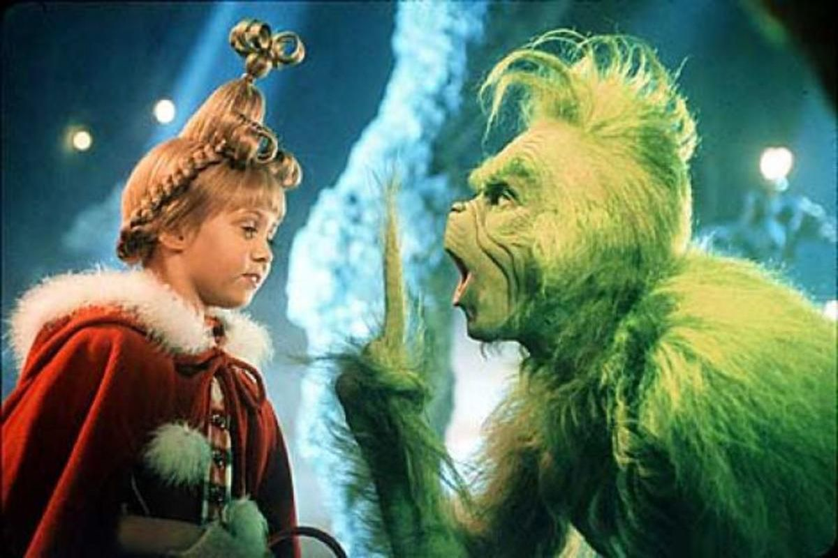 How the Grinch Stole Christmas Parents Guide