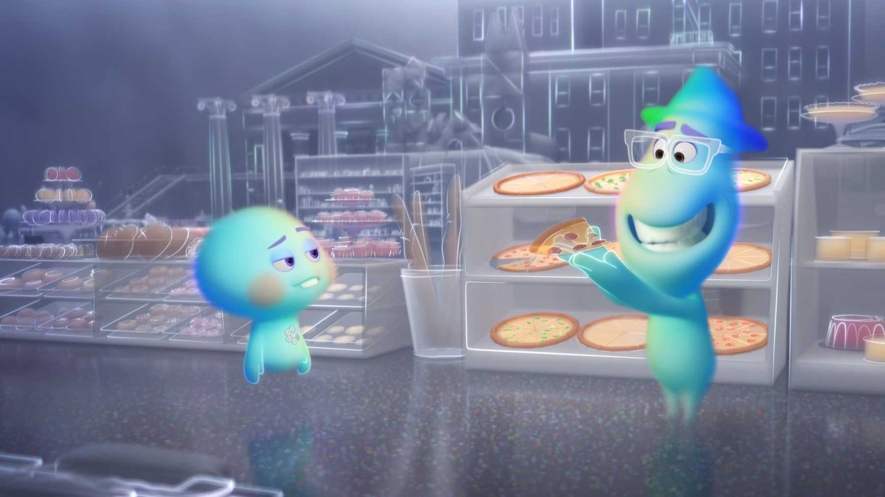 Funny Quotes from Pixar's Soul