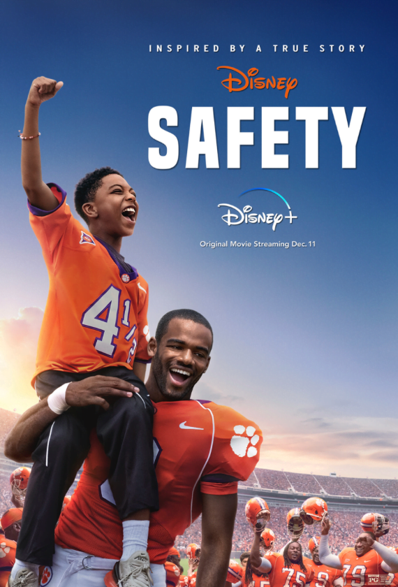 Safety Movie Poster