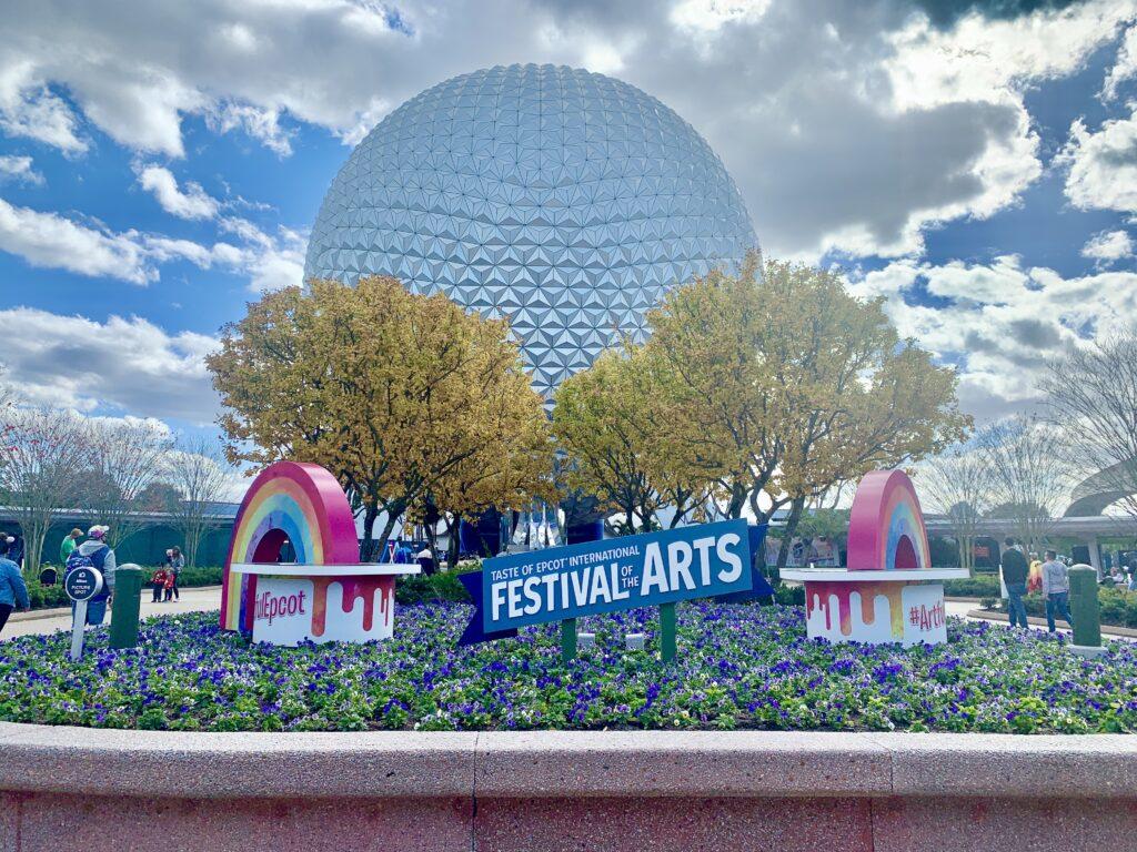2021 Epcot International Festival of the Arts