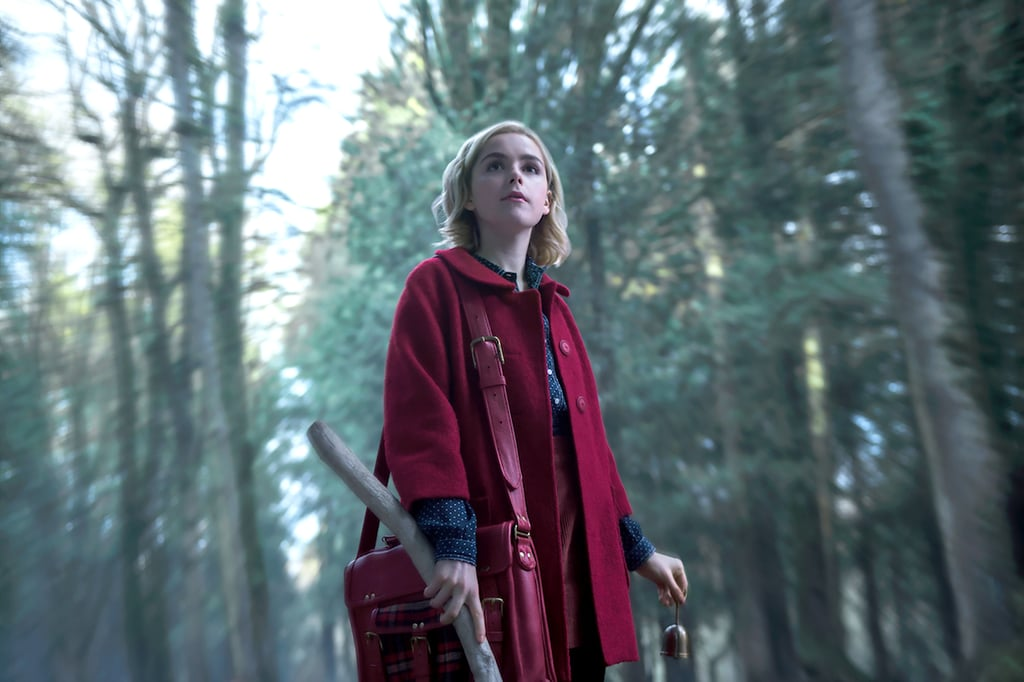 Is Chilling Adventures of Sabrina kid friendly?