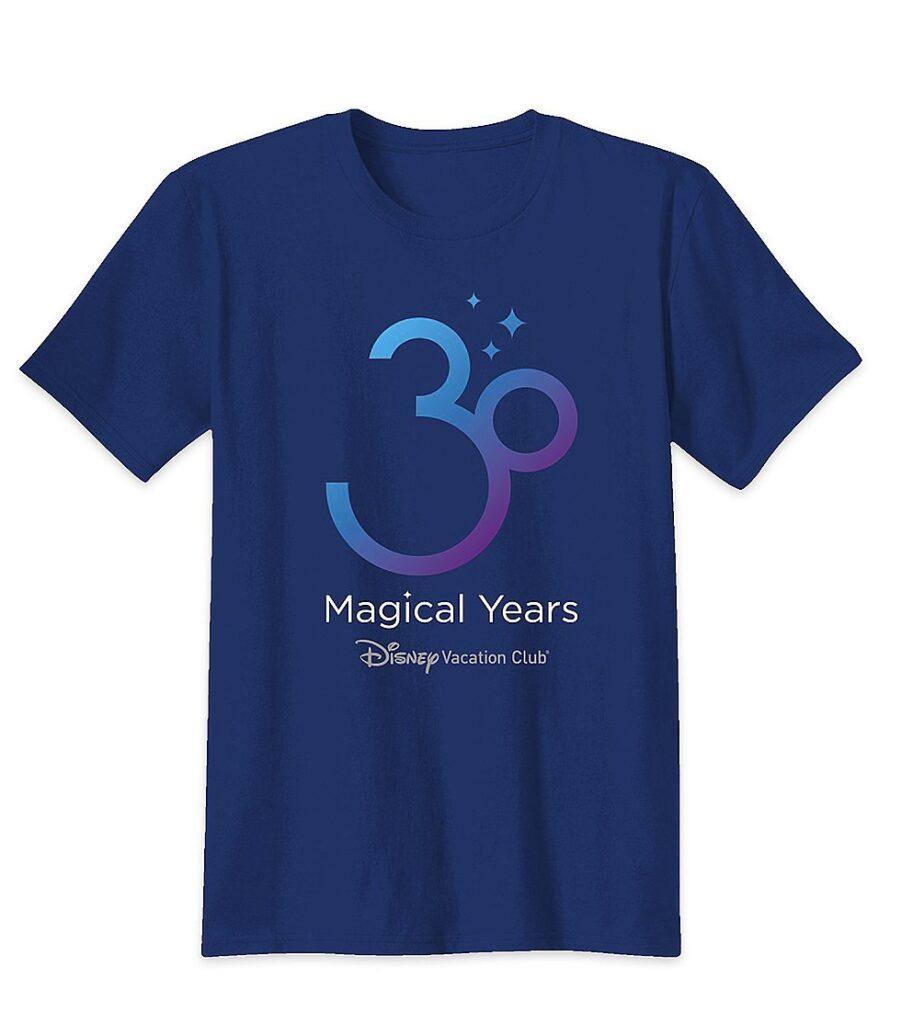 DVC Member 30th Anniversary shirt