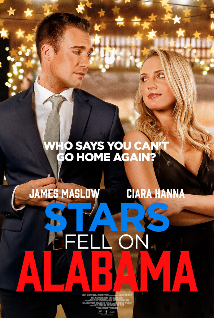Stars Fell on Alabama Movie Poster