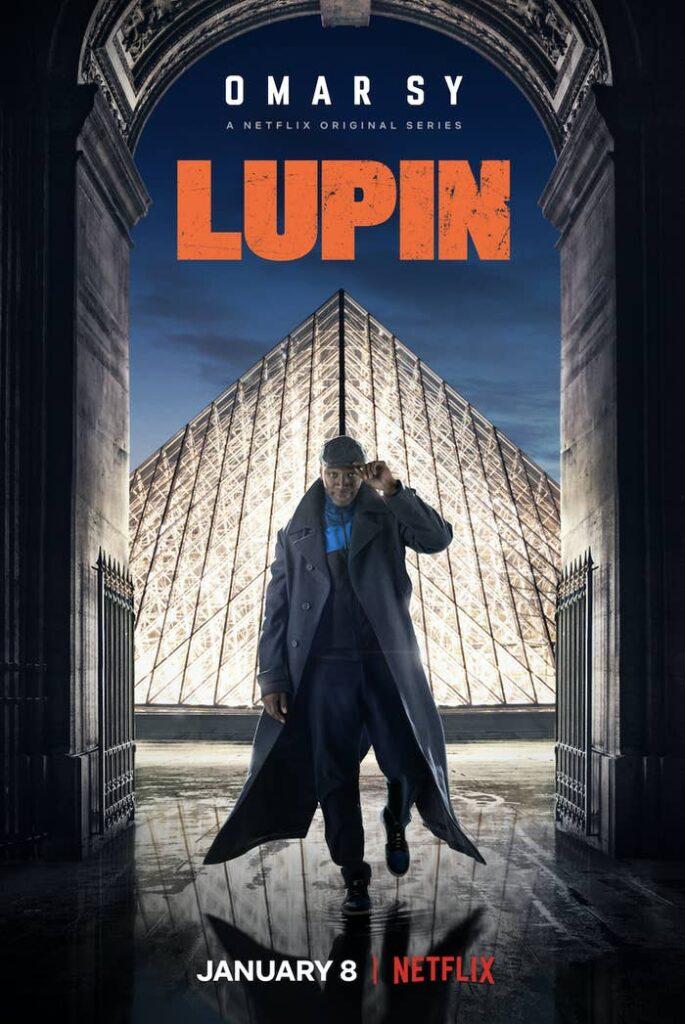 Lupin Netflix Poster