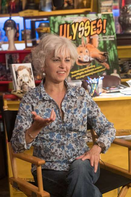 Author Kate DiCamillo says Flora & Ulysses is better than the book