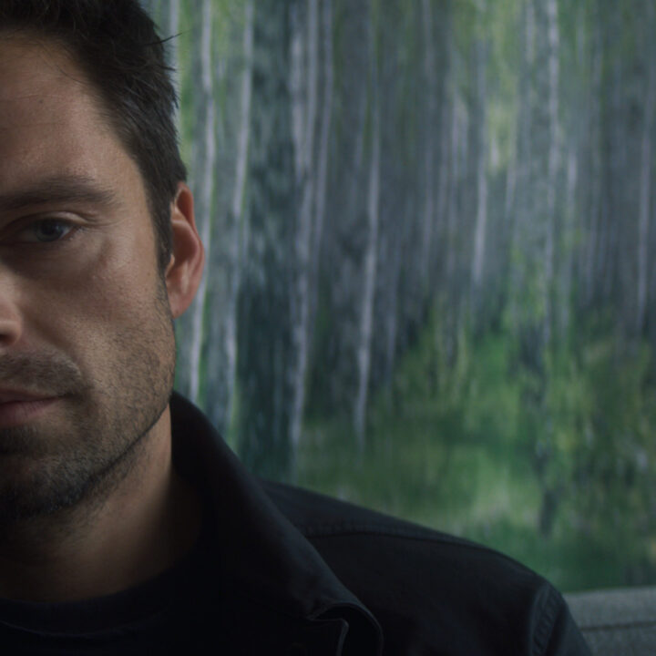 Bucky PTSD The Falcon and The Winter Soldier