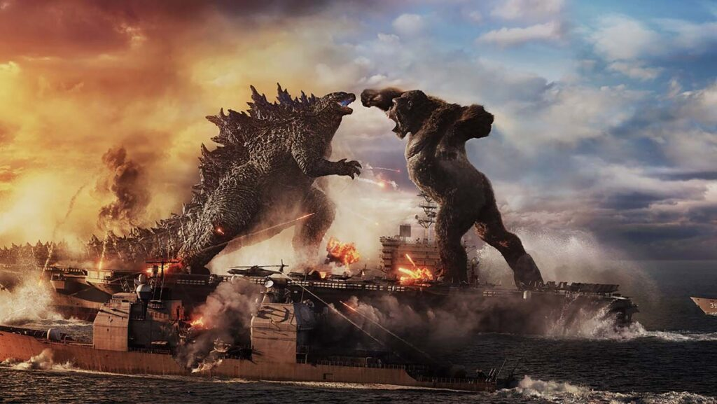 Godzilla vs Kong Parents Guide