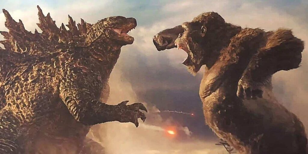 Godzilla vs kong ok for kids