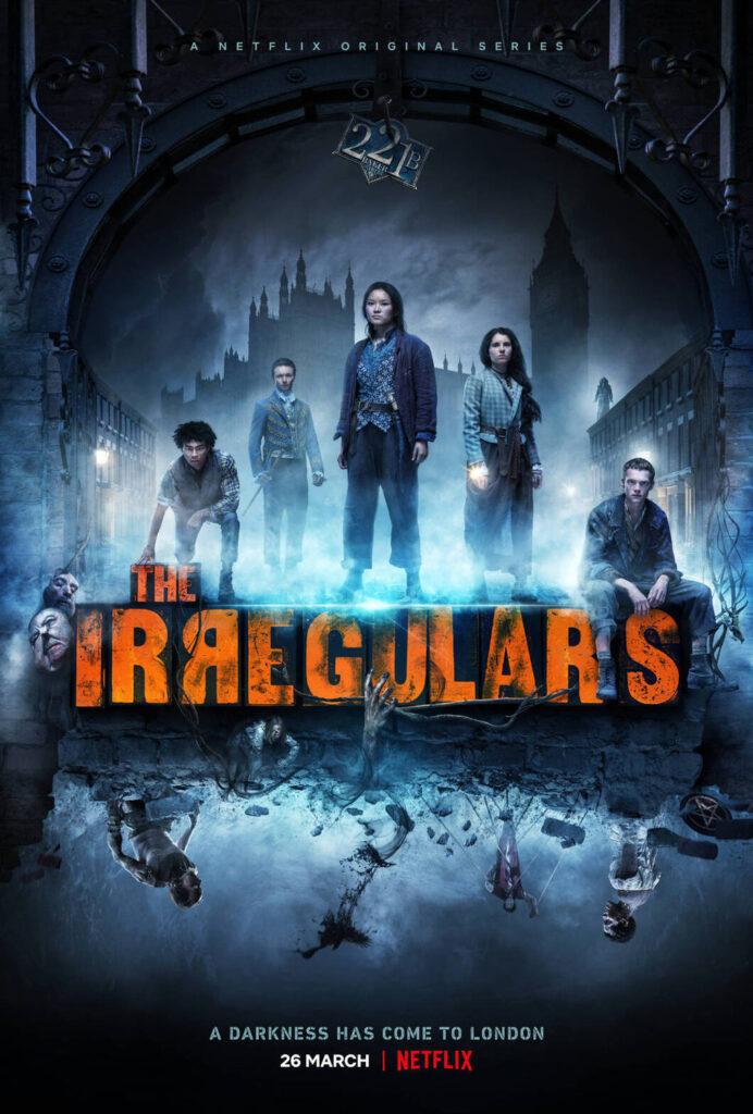 The Irregulars Poster Netflix